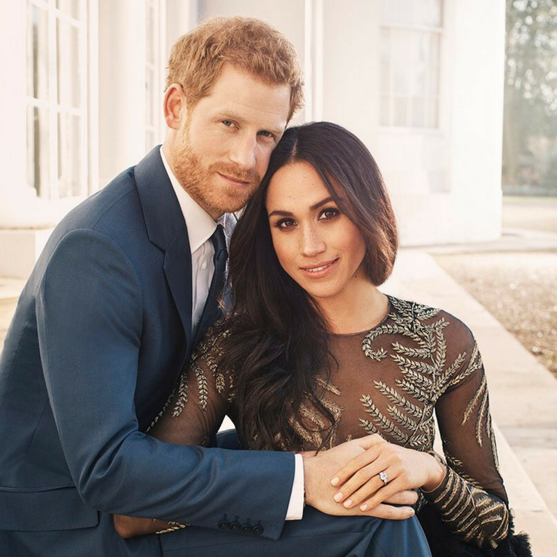Prince Harry Meghan Markle Royal Wedding