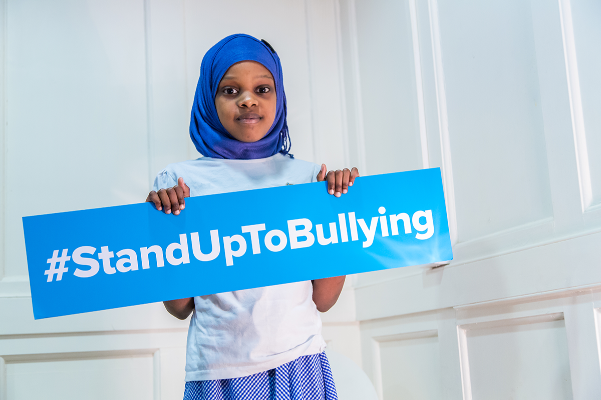 Stand Up To Bullying Campaign