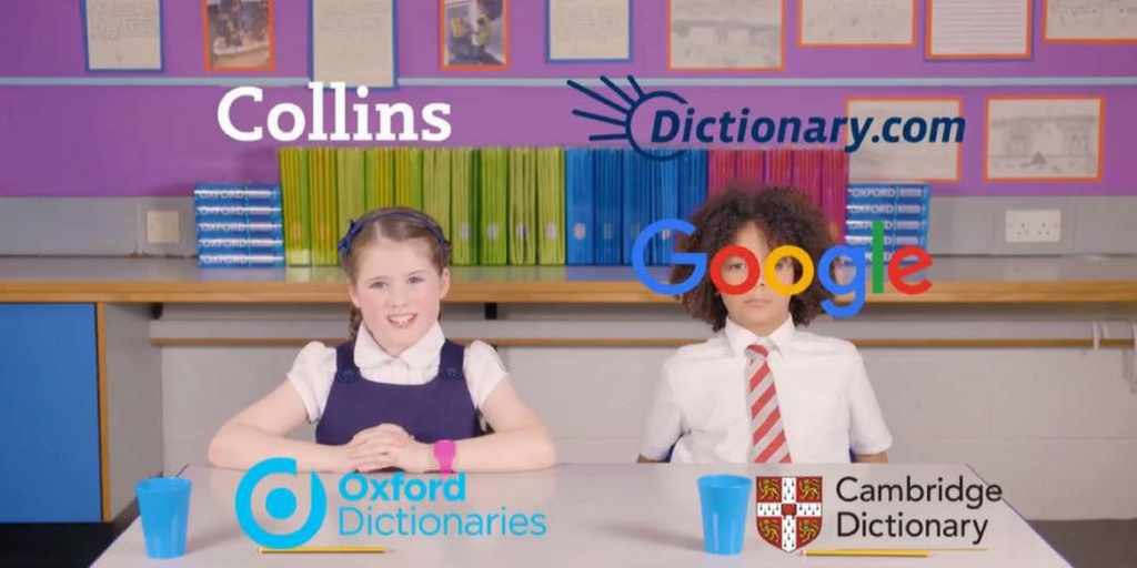 Dictionary Campaign Results