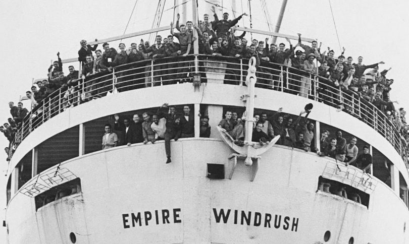 THOUGHTS ON BLACK HISTORY MONTH – The Windrush Legacy