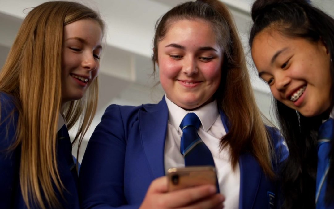 Facebook hosts young people taking a stand against bullying through The Diana Award's Anti-Bullying Programme